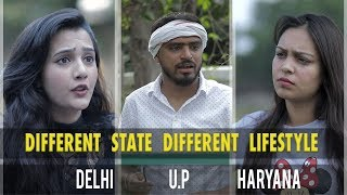 Different State Different Lifestyle Amit Bhadana (Delhi, UP, Haryana)