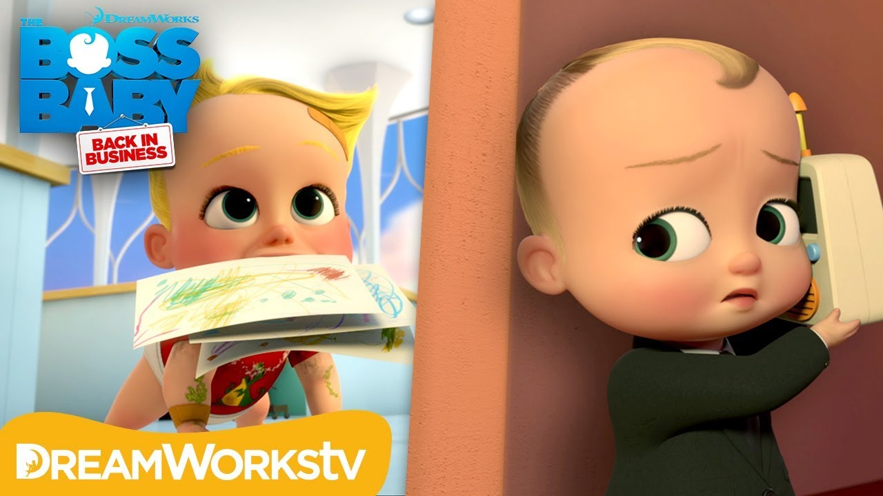 Baby On The Loose The Boss Baby Back In Business Youtube