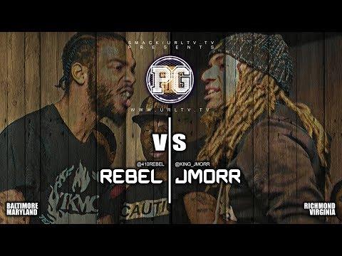REBEL VS JMORR SMACK/ URL RAP BATTLE