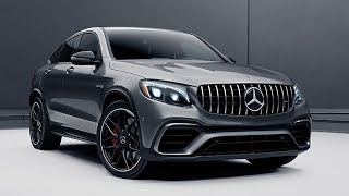2019 Mercedes GLC Suv; New Mercedes GLC 63S AMG 4Matic Experience