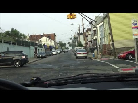 A GHETTO TOUR OF PATERSON, NJ