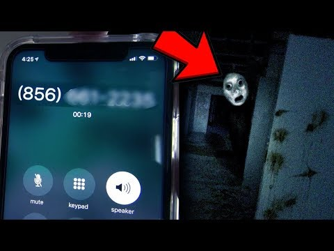 Calling the Scariest Phone Number in the World..