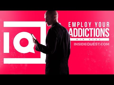 Addictive Behaviors - Nir Eyal | Inside Quest #28
