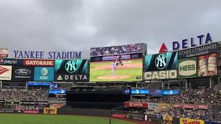 New York Yankees 2018 Starting Lineups (Subway Series [vs. New York Mets])