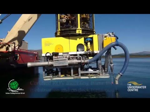 "Subsea Tooling Services 6/8"" Hybrid Dredger"