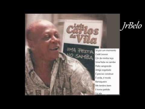 Luiz Carlos da Vila Cd Completo 1997   JrBelo