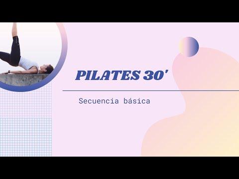 Vive tu Cuerpo-Pilates 30'