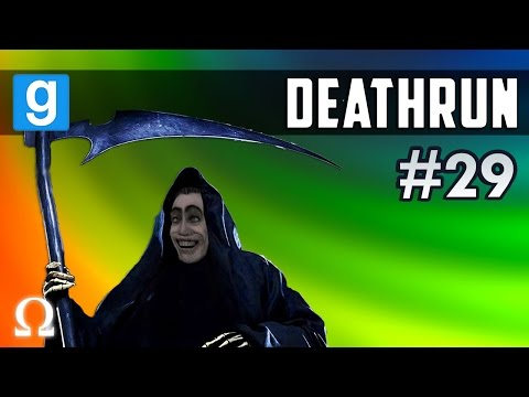 MUSICAL CHAIRS, GMOD EXORCISM! | Garry's Mod Deathrun #29 Ft. Delirious, Vanoss, Marcel, Bryce