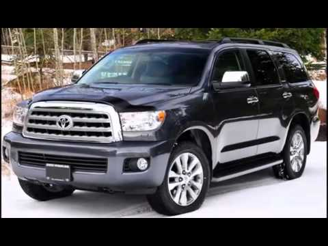 2016 2017 Toyota Sequoia Diesel New Interior And Exterior Youtube