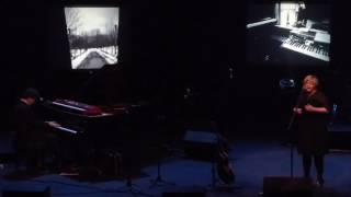 Ron Sexsmith with Lori Cullen - Autumn Light Manchester May 2017
