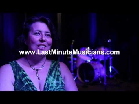 Interview with Sarah-Jane from www.LastMinuteMusicians.com
