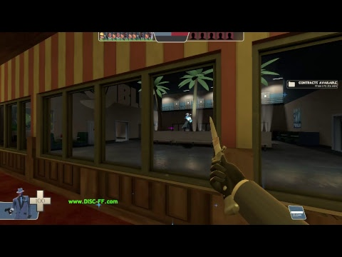 2Fort troubles (Team Fortress 2)