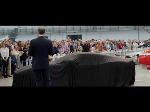 Aston Martin Cambridge – introducing #AstonRed10 & the story of the RAF Benevolent Fund