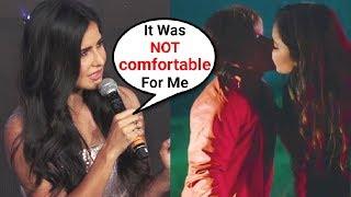 Katrina Kaif On Kissing Shahrukh Khan In Zero | Zero Trailer Launch