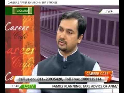 Careers After Environment Studies-Dr. Suresh Jain-TERI University