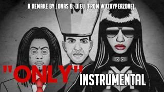 Nicki Minaj  Only ft Drake Lil Wayne Chris Brown Instrumental