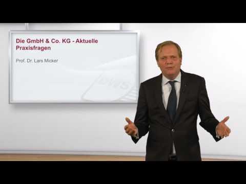Die GmbH & Co. KG - Aktuelle Praxisfragen