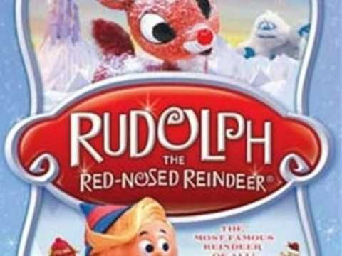 My Choice_Christmas - Robert May: Rudolph the Red-nosed Reindeer