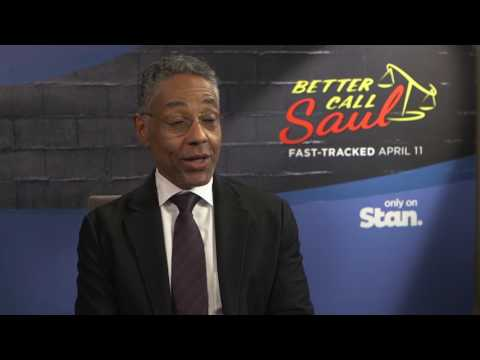 Giancarlo Esposito on Gus Fring's return in Better Call Saul Season 3 (Part One)