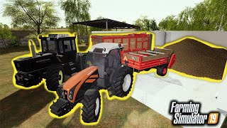 Poważna Sytuacja *Zepsuty Rozrzutnik* ♀️ Rolnicy z Miasta  Farming Simulator 19