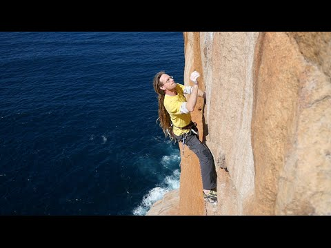 Augmentium - A Trad first ascent in Tasmania