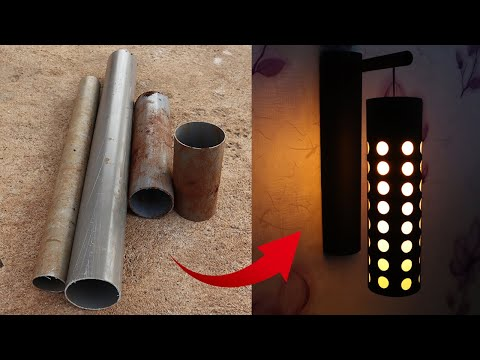 creative-wall-lamp-ideas-from-pvc-pipes---easy-home-made-lamp---diy-home-decor