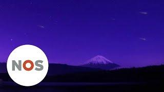 JAPAN: Vallende sterren op bestelling