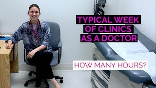 WEEK AS A DOCTOR IN CLINIC: How Many Hours? (Medical Resident Vlog) thumbnail