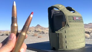 Worlds First 50cal rated body Armor