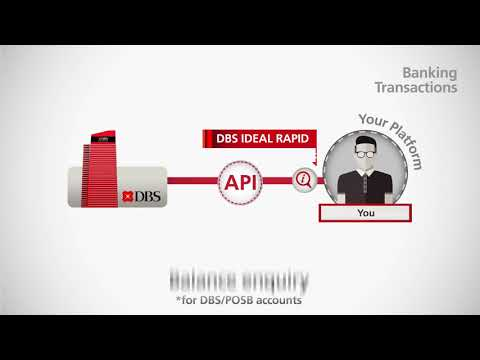 IDEAL RAPID - Real-Time API by DBS