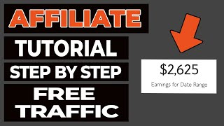 How To Make Money Online With Affiliate Marketing And NO MONEY!