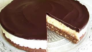 Торт ПТИЧЬЕ МОЛОКО Без ВЫПЕЧКИ! БЕЗ Желатина! Нежный и Вкусный! Хочется еще и еще кусочек!