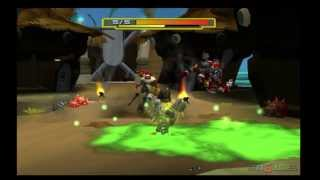 Ratchet & Clank: Size Matters - Gameplay PS2 (PS2 Games on PS3)