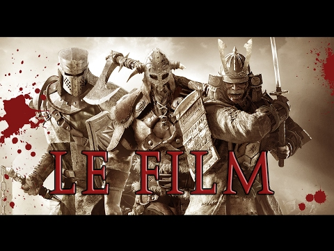 For Honor / le film d'animation complet en francais