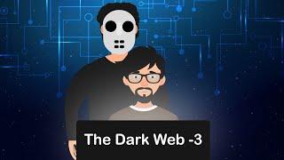The Dark Web 3 | Scary Story Animated | Scary Dark Web Story | Horror Diary