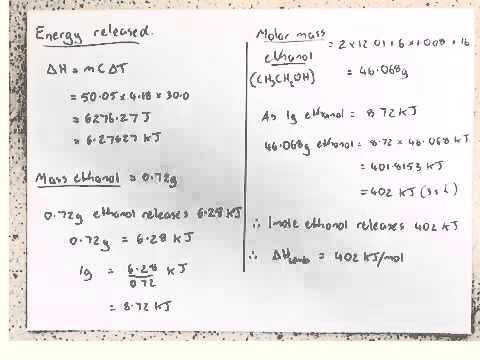 chem lab heat of combustion of magnesium Magnesium \(\ce{mg}(s computing or predicting enthalpy changes for chemical reactions that are include enthalpy of combustion, enthalpy of.