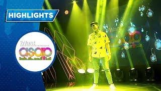 Robi Domingo - 'Buwan' Dance Challenge | iWant ASAP Highlights