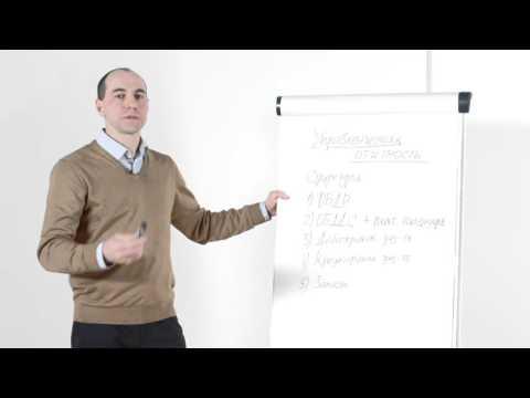 Структура управленческой отчетности