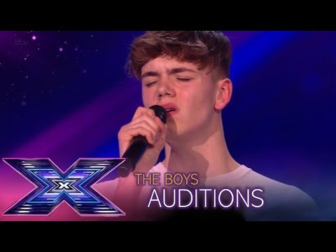 """Fred Roberts: He Sings """"Lose You To Love Me"""" BUT Simon STOPS Him!