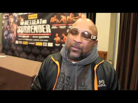 'ITS NOT MIND GAMES, IT'S REALITY, THE PRESSURE IS NOT ON US' - BUDDY McGIRT ON CHILEMBA V BELLEW