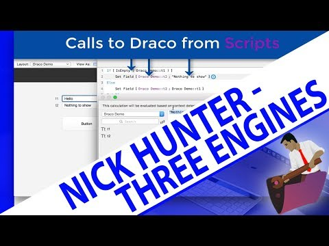 FileMaker's 3 Engines with Nick Hunter-FileMaker Training