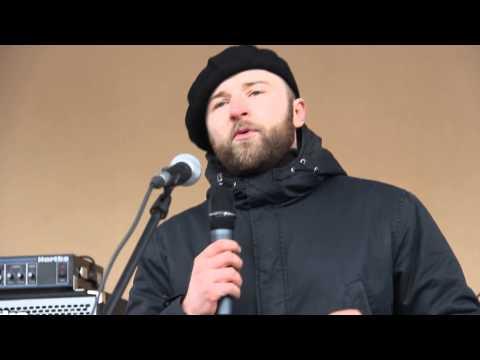 Акция в защиту отца и сына Павличенко 12.03.2013