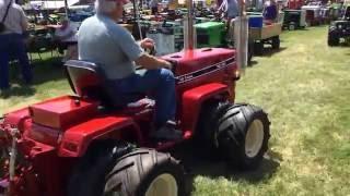 cub cadet 782 4 x 4 tractor