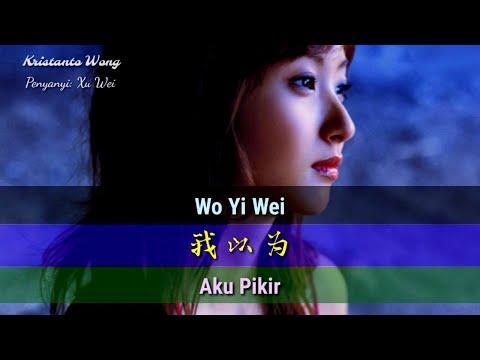 Wo Yi Wei 我以為  - Xu Wei 徐薇 (Aku Pikir)