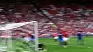 Cristiano Ronaldo gol en el Manchester United vs Sevilla Thumbnail