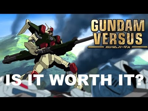 Gundam Versus: Buster Gundam - Is It Worth It?
