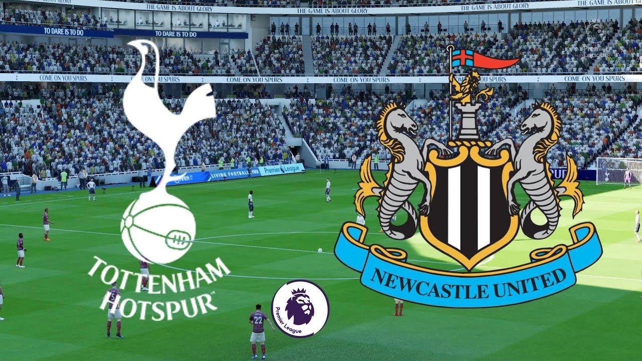 Premier League 2019/20 - Tottenham Vs Newcastle United - 25/08/19 - FIFA 19  - YouTube