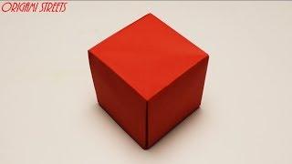 як зробити квадрат орігамі