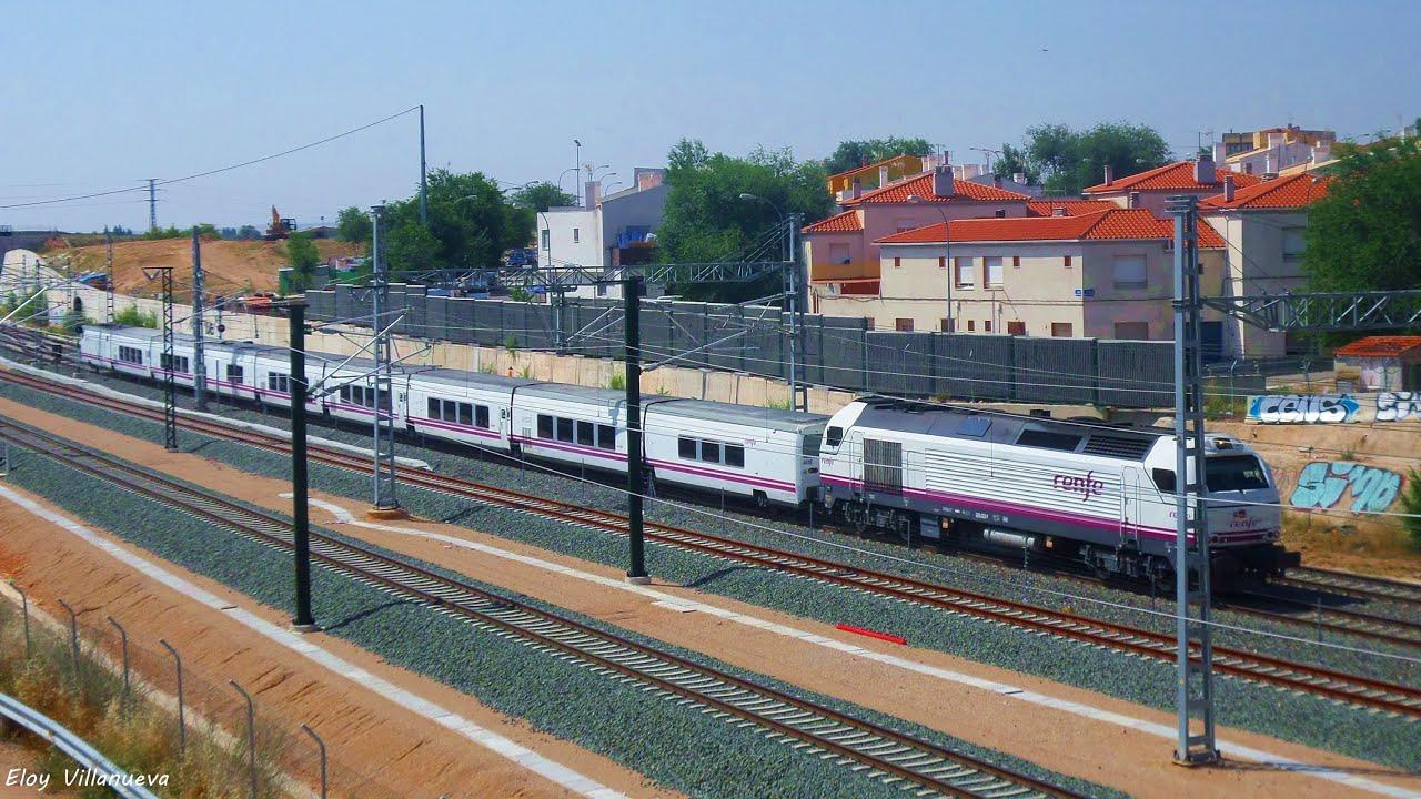 Trenes ave altaria talgo intercity teco y otros en for Muebles alcazar de san juan