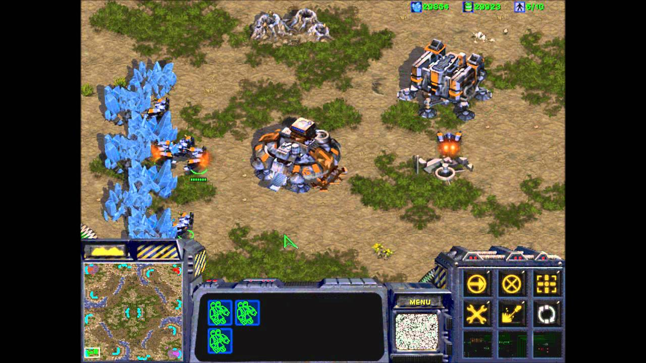 starcraft brood war super